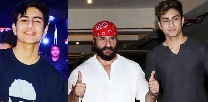 Saif Ali Khan reveals son Ibrahim aspires to be Bollywood Star f