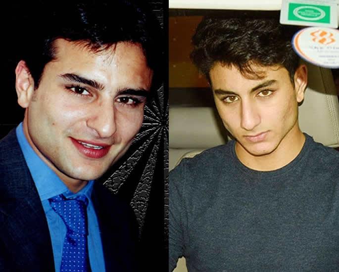 aif Ali Khan reveals son Ibrahim aspires to be Bollywood Star same