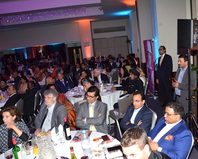 Society Global Indian Icon Awards Audience