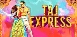Taj Express: An Epic Musical Journey into Bollywood