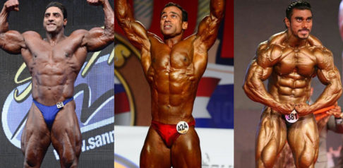 The Most Famous Bodybuilders of India f