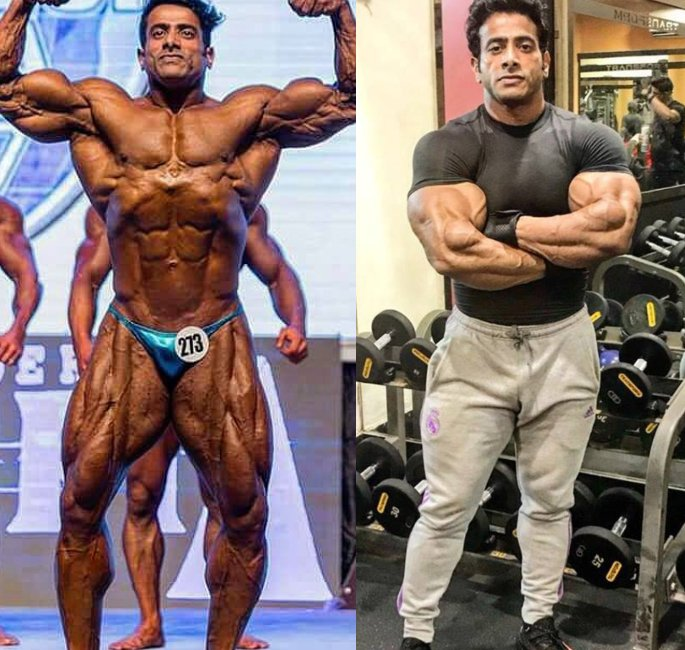 The Most Famous Bodybuilders of India - suhas