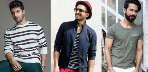 Top Casual looks of Bollywood Actors f
