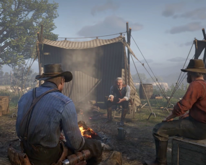 What to Expect from Red Dead Redemption 2 - features