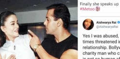 Fake Aishwarya Rai #MeToo Tweet against Salman goes Viral