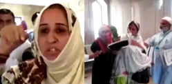 Pakistani Mother and Daughter fight over Same Husband in Court