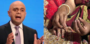 sajid javid forced marriages