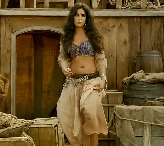 thugs of hindostan - katrina kaif