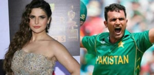 zareen khan cricketer