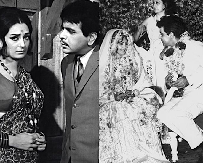 10 Bollywood Reel Life Jodis Who Became Real Life Jodis - Dilip Kumar Saira Bano - in article