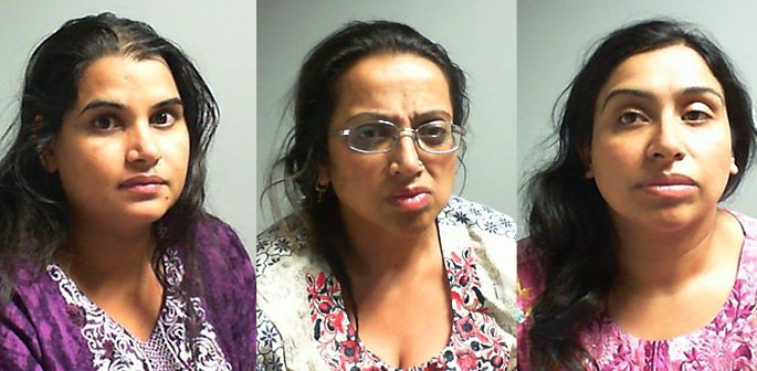 3 Asian Mothers jailed for Shoplifting Clothes worth £2.3k