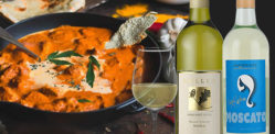 5 White Wines to Drink with Indian Food