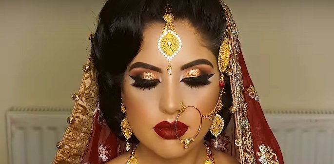 5 Shades of Red Lipstick Ideal for Your Desi Wedding | DESIblitz