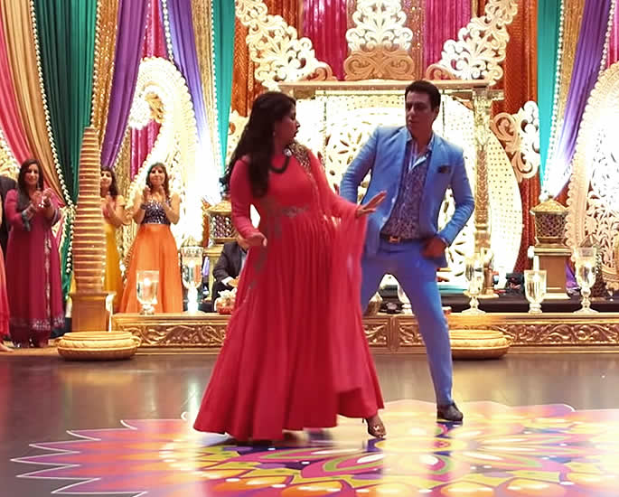 7 Best Sangeet Dance Performances at Desi Weddings - blast past
