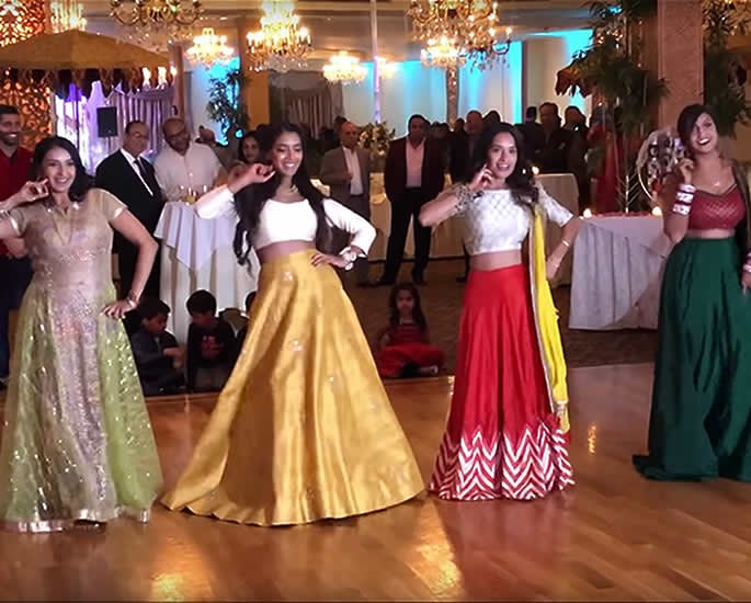 7 Best Sangeet Dance Performances at Desi Weddings - bollywood
