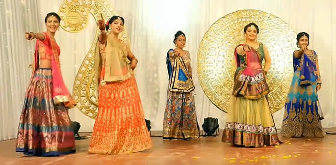 7 Best Sangeet Dance Performances at Desi Weddings - f