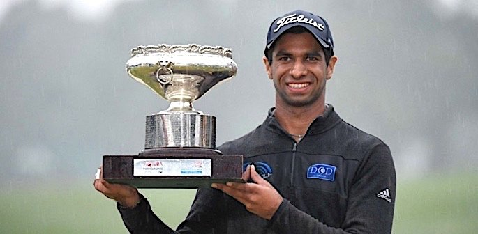 Aaron Rai wins first European Golf title: 60th Hong Kong Open f