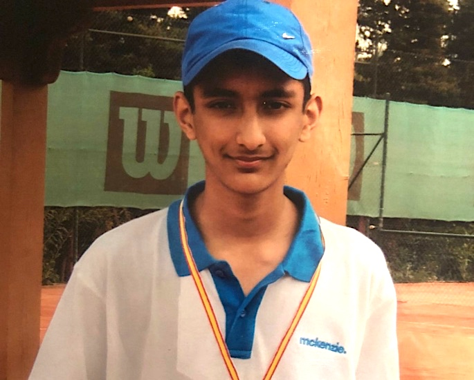 Abdul Ahmed: A Rising British Asian Tennis Star - roots
