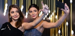 Anushka Sharma unveils Interactive Wax Figure in Singapore