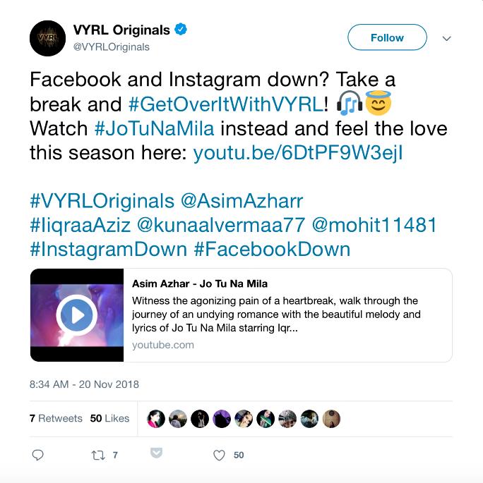 Asim Azhar Releases the Soulful 'Jo Tu Na Mila' in India - VYRL Originals Post