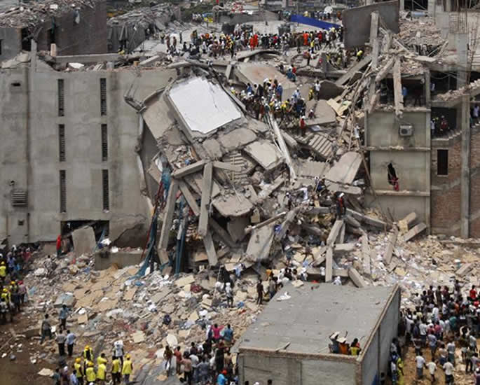 Bangladesh Garment Factories Any Progression since Rana Plaza - spectrum factory