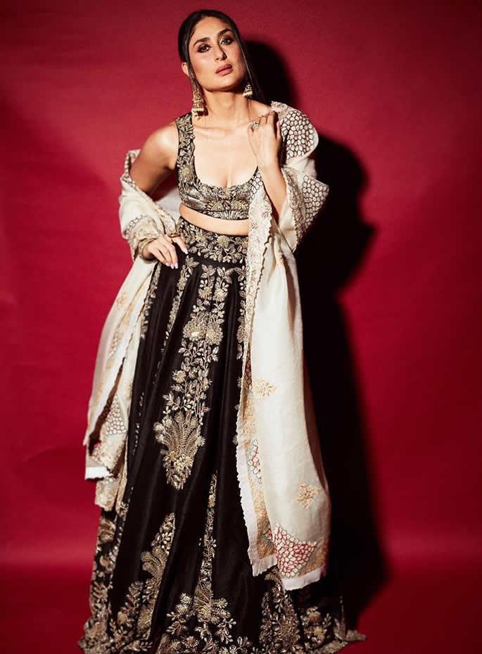 Best Bollywood Diwali Fashion Looks of 2018 - kareena