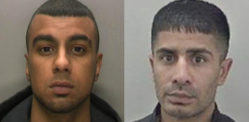Birmingham based Drug Gang jailed for 40 Years
