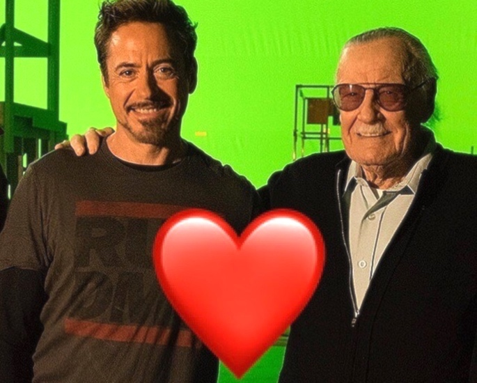 Bollywood showers Tributes for Marvel's Stan Lee - Robert Downey Jr