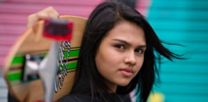 Calling British Asian Girls_ Get Longboarding With GirlDreamer f