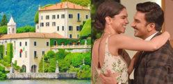 सेलिब्रिटीज ने दीपिका और रणवीर को इटली में शादी की बधाई दी