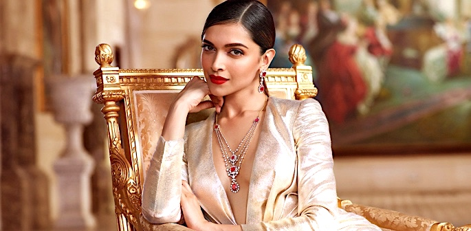 Deepika Padukone spends 1 crore on her Wedding Jewellery? f