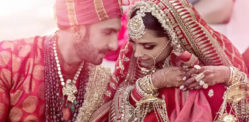 Deepika's stunning Engagement Ring stands out at Wedding