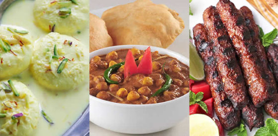 Desi Style 3 Course Meal Recipes for Dinner Parties - f
