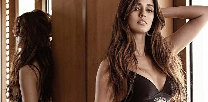 e7d592b1f571 Disha Patani Lingerie post passes 1 Million Instagram likes f