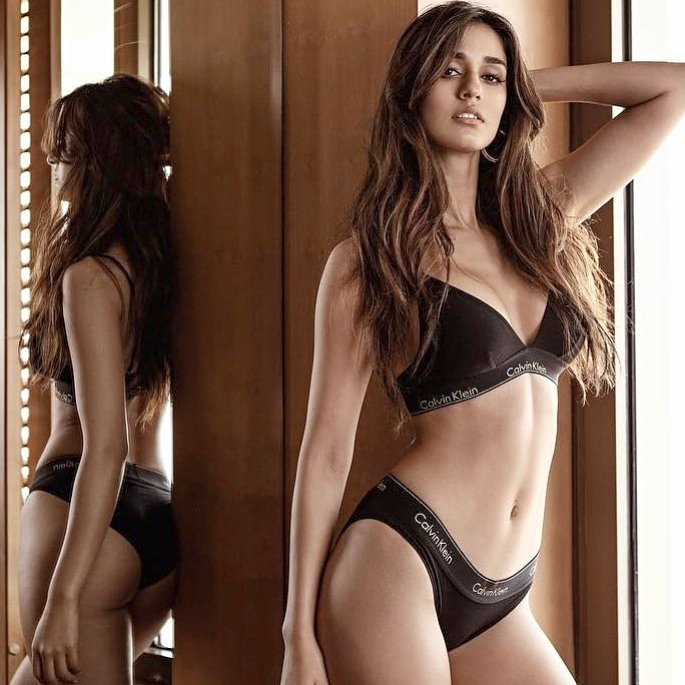Disha Patani Lingerie post passes 1 Million Instagram likes