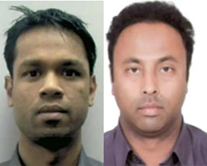 नकली वीज़ा स्कैमर्स जिन्होंने एचएमआरसी जेल से £ 13 मीटर की चोरी की