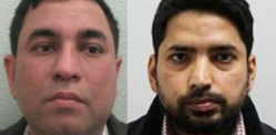 Fake Visa scammers who also Stole £13m from HMRC jailed
