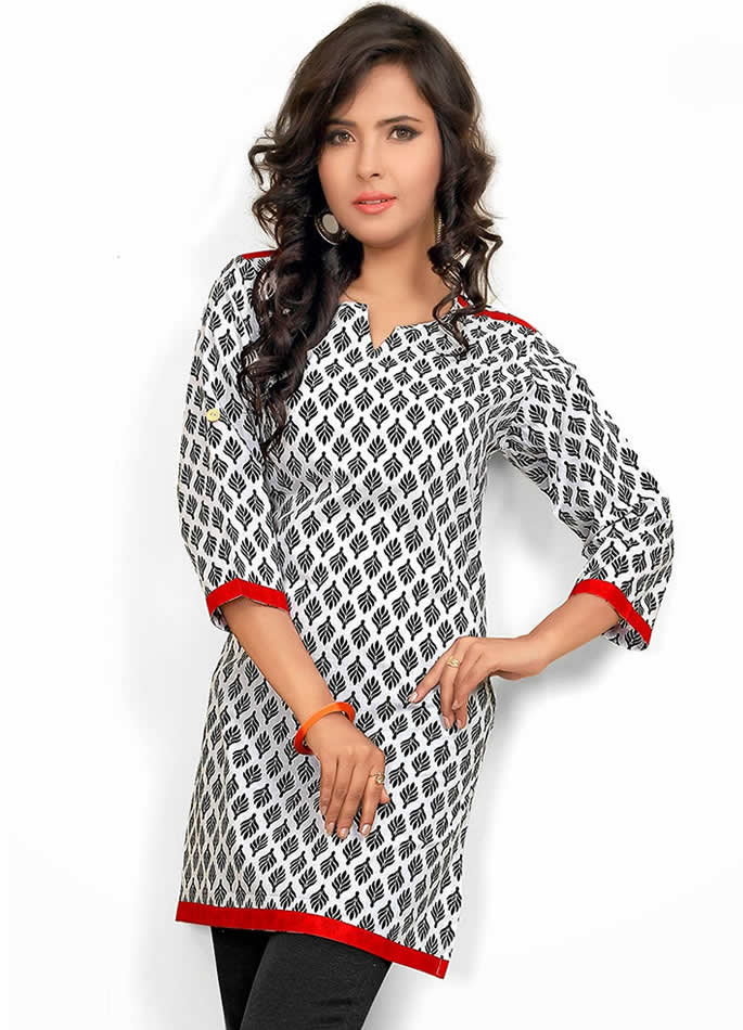 Kurta and Kurti Styles you can Wear with Anything - Tunic