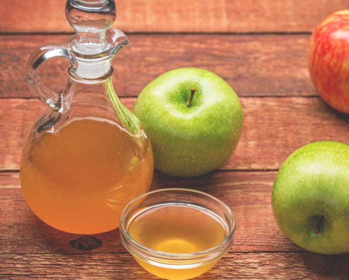Natural Remedies for Energy and Vitality - apple cider vinegar