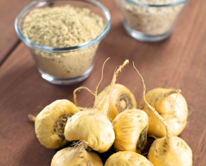 Natural Remedies for Energy and Vitality - maca