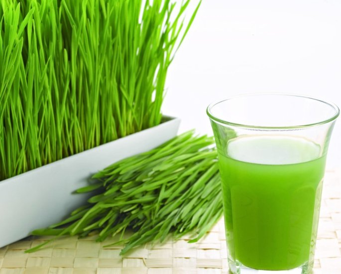 Natural Remedies for Energy and Vitality - wheatgrass