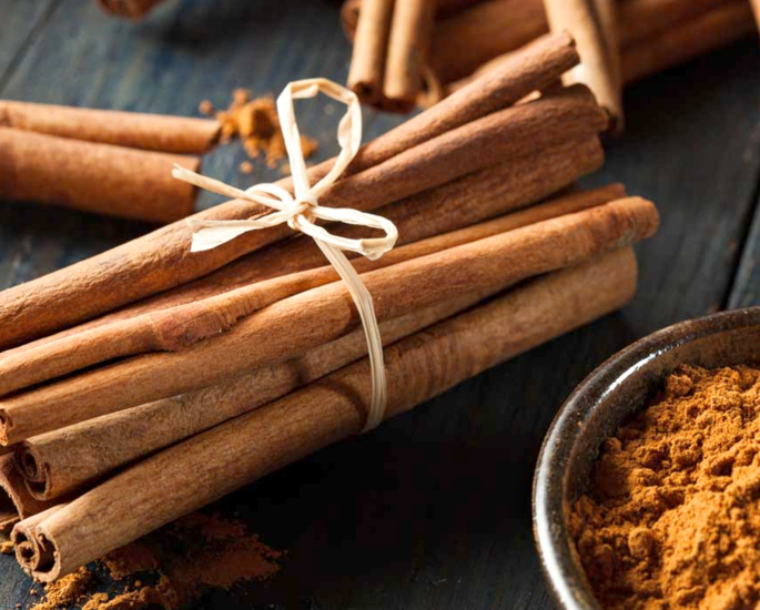 Natural Remedies to help with Headaches and Migraines - cinnamon