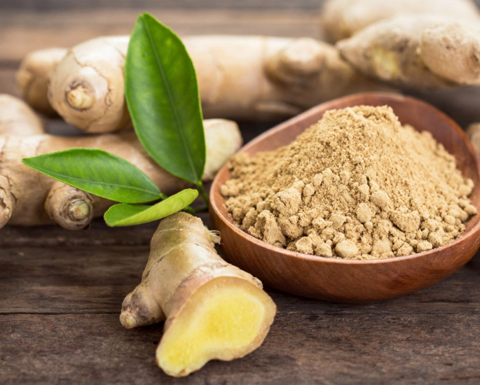 Natural Remedies to help with Headaches and Migraines - ginger
