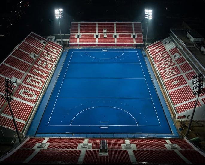 ओडिशा मेन्स फील्ड हॉकी वर्ल्ड कप भुवनेश्वर 2018 - कलिंग स्टेडियम