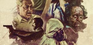 پاکستان شاٹ میں زومبی ہارر فلم 'الٹراڈ سکن' ٹریلر کا آغاز