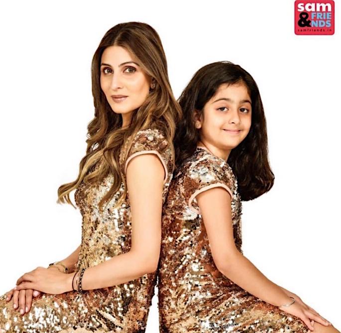 Ranbir's sister Riddhima Kapoor accused of copying design - Riddhima Kapoor Samara