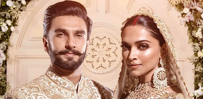 Ranveer & Deepika host Grand Mumbai Wedding Reception