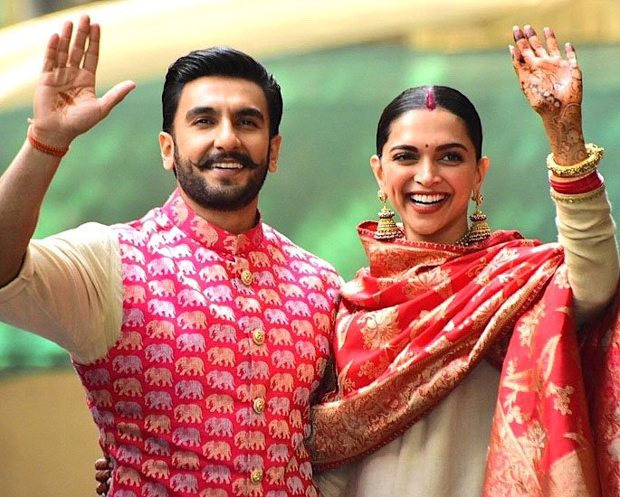 Ranveer Singh & Deepika Padukone: A Love Story Timeline - Wedding and Happily Married