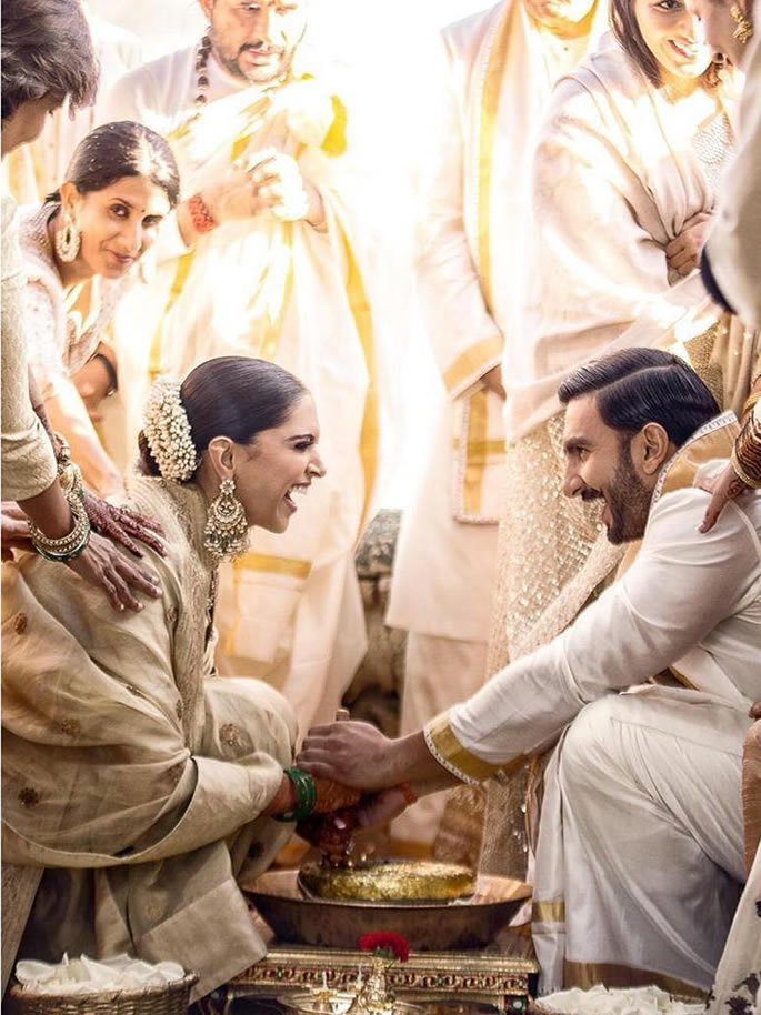 Ranveer Singh and Deepika Padukone's Wedding Highlights - before