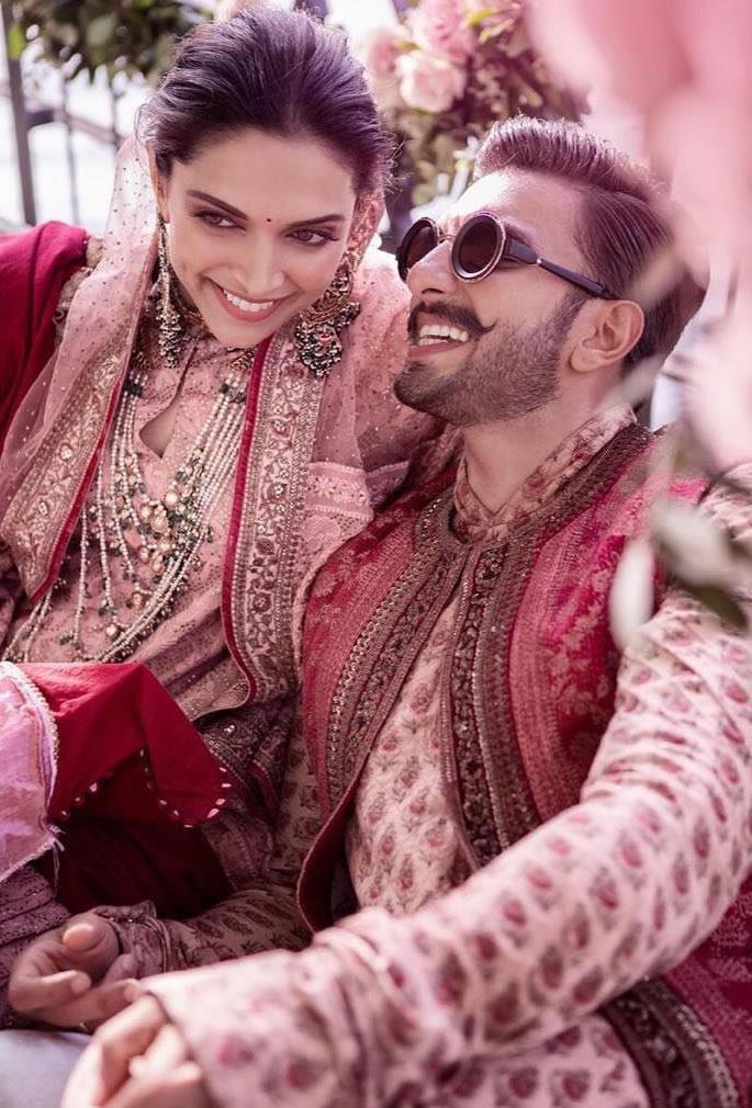 Ranveer Singh and Deepika Padukone's Wedding Highlights - both